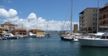 Porto Cupecoy in St. Maarten