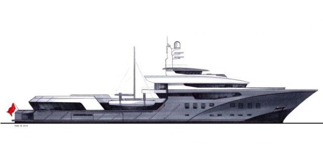 Devonport 3000e Concept Explorer Yacht Megayacht News