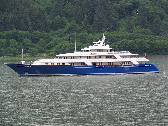 The Superyacht 6 The 6 Largest Yachts Built In The Usa Megayacht News