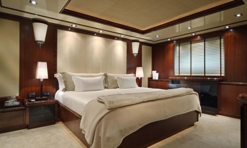 CRN Azteca VIP 1 lower deck cabin