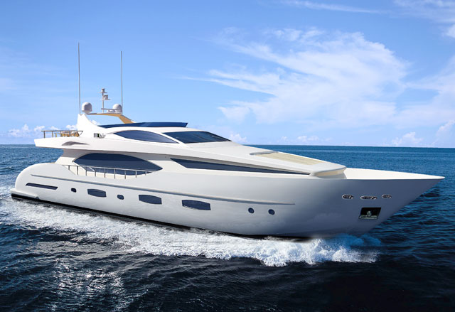 100 Foot Yacht >> Exclusive Iag Yachts Introduces Second Superyacht 100 Foot Electra