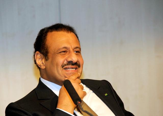 HRH Khaled bin Sultan