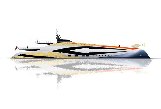Yacht Island Design yacht island design archives - megayacht news