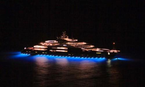 SLIDESHOW: Fincantieri's Serene - Megayacht News