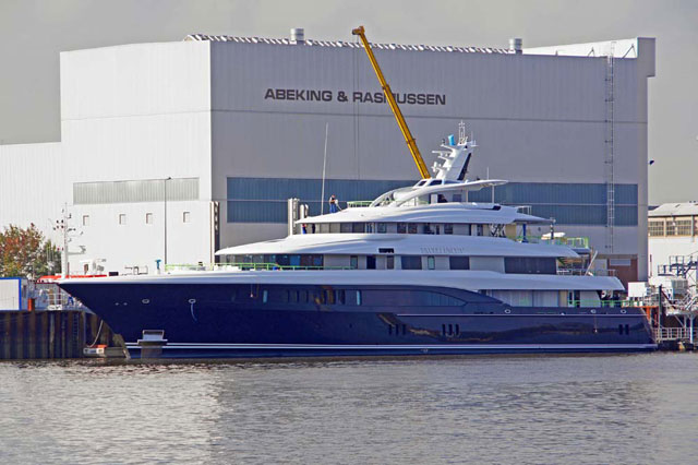 excellence v unveiled at abeking  u0026 rasmussen