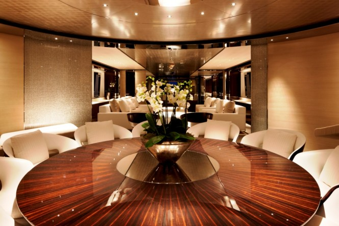 Eclipse yacht interior  The Superyacht 6: 6 Editor's Picks From the Monaco Yacht Show ...