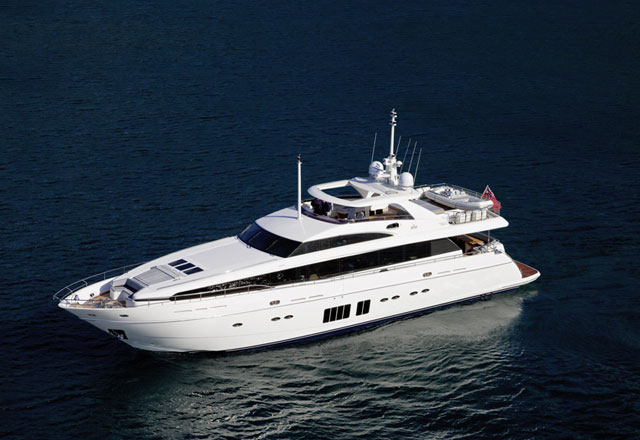 Princess Yachts has officially purchased land that it's been leasing for the ...