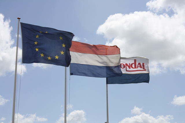 Rondal flags