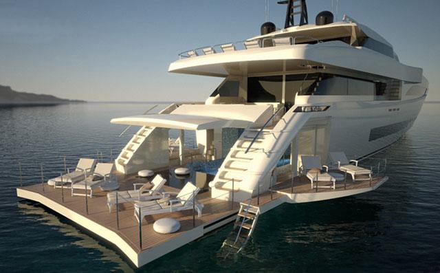 Wider Yachts 150 Maxi Yacht - Megayacht News