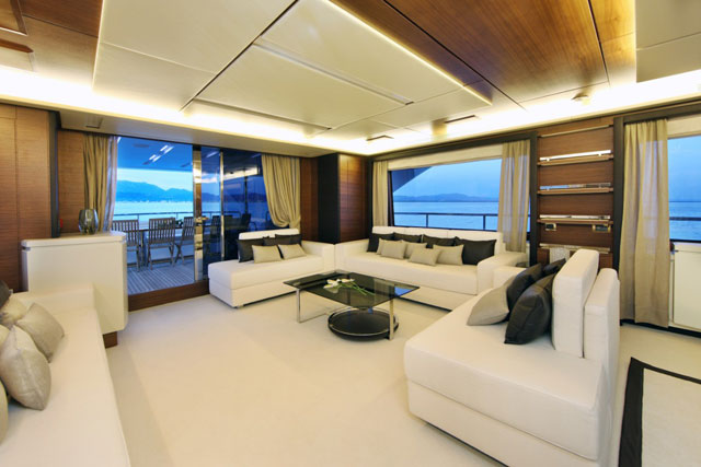 SeaNet Fractional Yachts Creates International Fleet With Benetti
