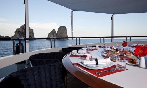 HESSEN Quinta Essentia alfresco dining