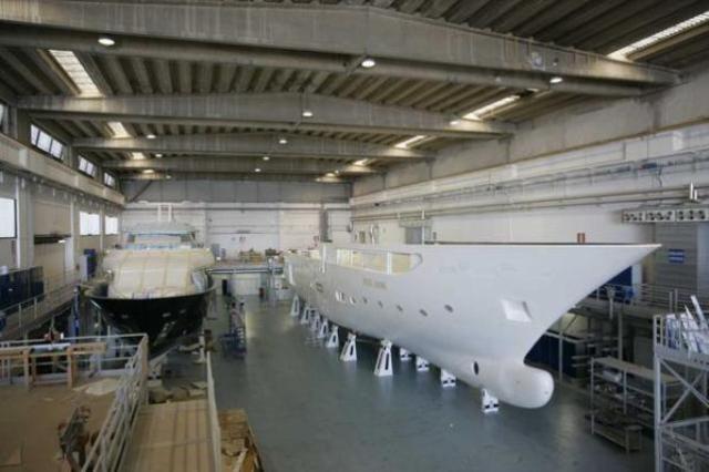The Ferretti Group, the parent company of CRN, Ferretti Yachts, ...