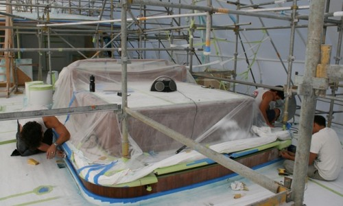 Athena-refit-progress