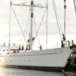 m5 mast destepping Pendennis (6)