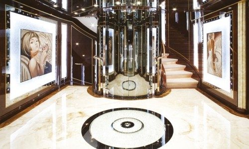 Benetti-Diamonds-Are-Forever-main-entrance