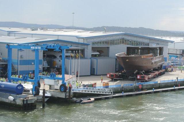 Sunseeker-155-Yacht-hull