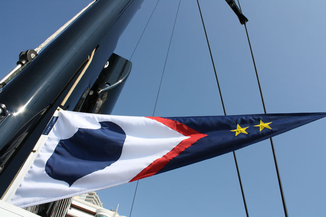 Blue Marine Yacht Club superyacht supporters
