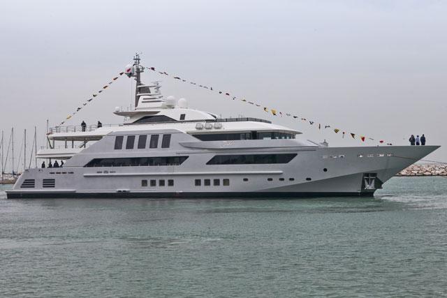 яхта 60 метров фото #11