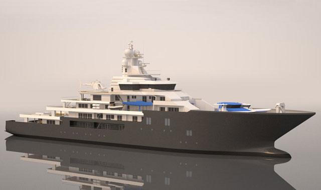 Kleven-107m-expedition