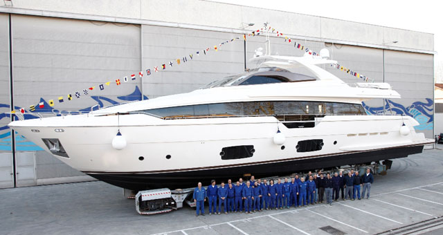 Ferretti-960-launch