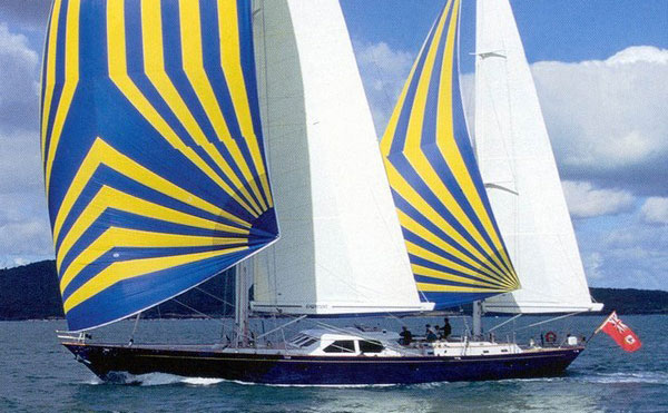 April 2013 Sailing Yacht of the Month: Alloy Yachts