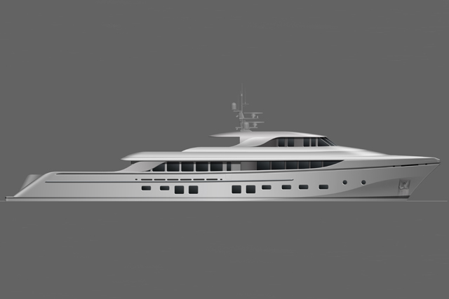 Rob Doyle Design 47m Explorer Support MY