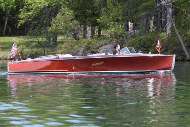 Hacker-Craft-24ft-Runabout