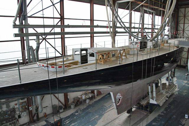 Holland Jachtbouw J8 4