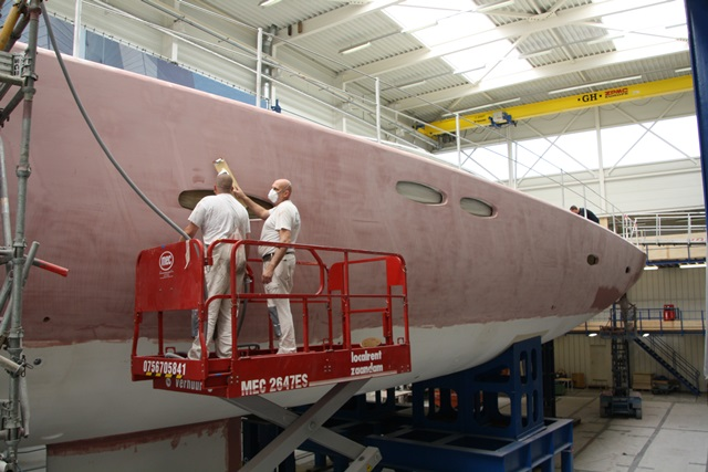 Holland Jachtbouw YIII 4