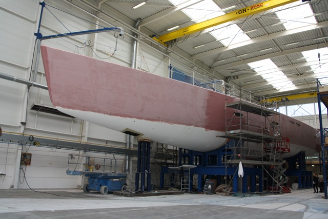 Holland Jachtbouw YIII 8