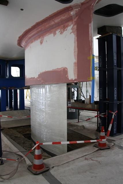 Holland Jachtbouw YIII lift keel exterior box 2