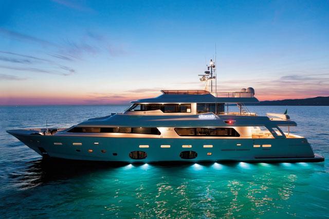 custom line and crn navetta now part of ferretti yachts