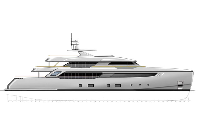 CRN-Super-Conero-44M-vertical-bow