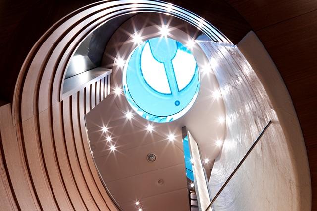 Moonen Sofia stairs