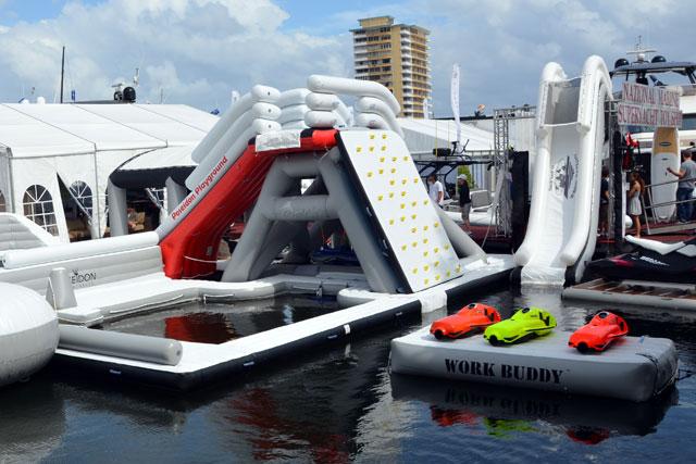 FunAir Promises Big Fun With Poseidon Playground