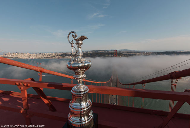 34th America's Cup