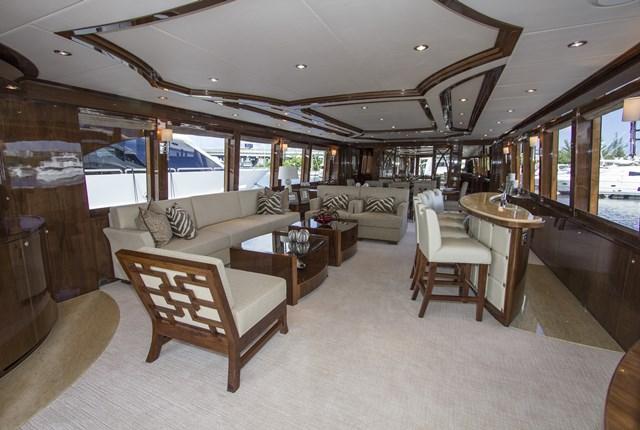 Hargrave Custom Yachts Bops saloon 1 Garrett Swartz