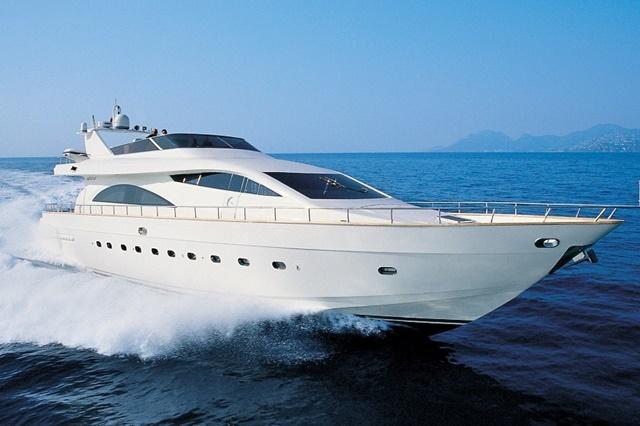 Mecum Yacht Auctions Permare Amer 86