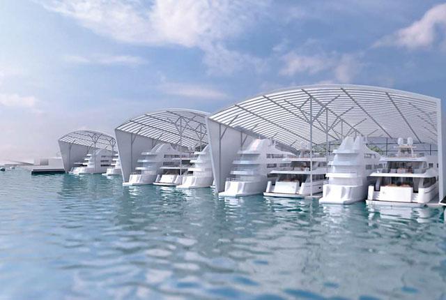 River Yacht Club Miami Beach