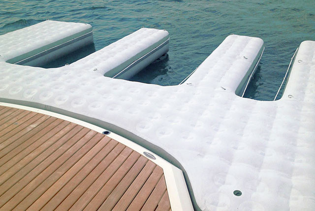 FunAir-Swim-Platform-Extension