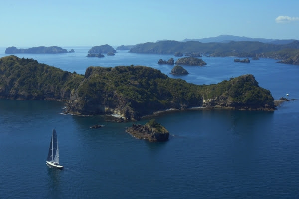 Destination New Zealand Superyacht Attraction Initiative