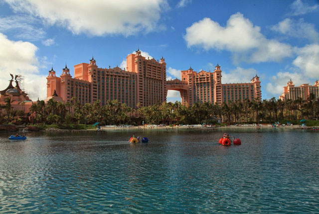 The Marina at Atlantis Paradise Island