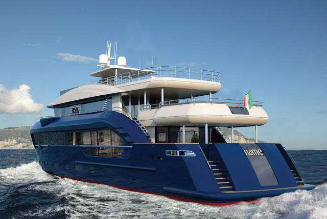 ISA Yachts 40M Berlinetta, in New Series - Megayacht News