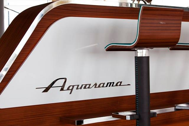 Riva Aquarama Lounge bar