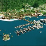 Golfito Marina Resort & Village rendering