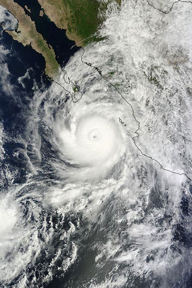 Hurricane-Odile-NASA YachtAid Global relief effort