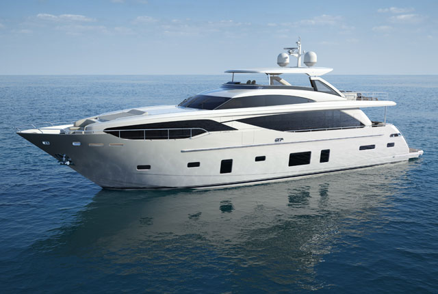 Princess 30m In Build For 2015 Megayacht News