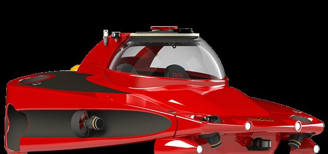 U Boat Worx HP Sport Sub 2