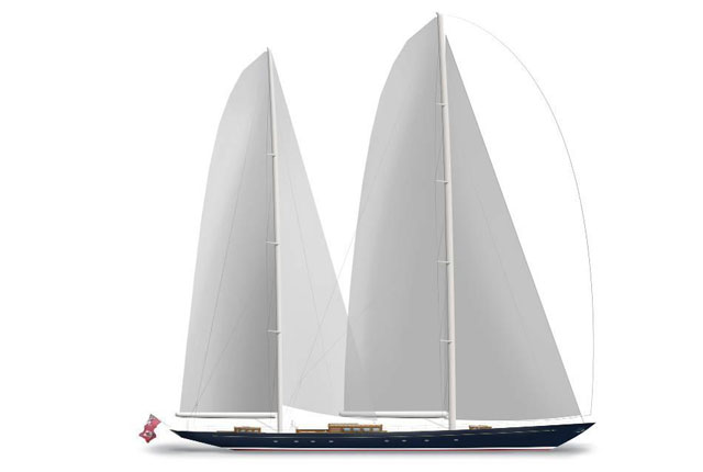 Aquarius-Dykstra-Royal-Huisman-ketch