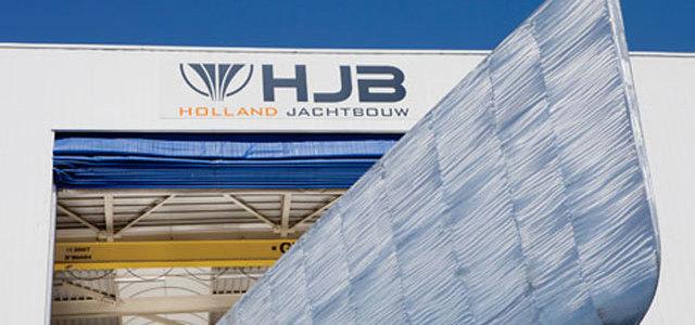 Holland Jachtbouw build number 095